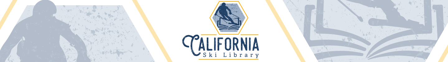 California Ski Library