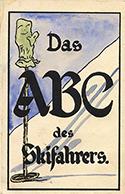 Das ABC des Skifahrers