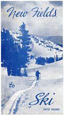 Ski Inyo Mono Brochure