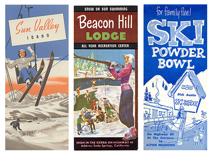 Sun Valley, Beacon Hill Lodge and Ski Powder Bowl